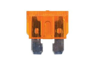Connect 30413 Auto Blade Fuse 5 Amp-Beige Pk 50